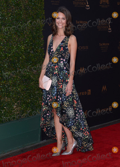 Alexandra Golden Photo - 29 April 2016 - Los Angeles California - Alexandra Golden Arrivals for the 43rd Annual Daytime Creative Arts Emmy Awards held at the Westin Bonaventure Hotel and Suites Photo Credit Birdie ThompsonAdMedia