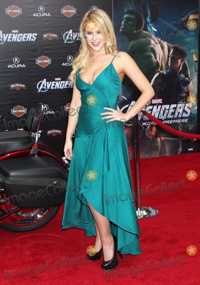 Photos From 'Marvel's The Avengers' World Premiere