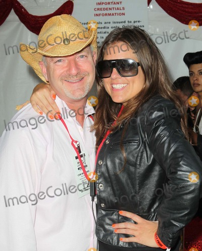 Raquel Castaneda,Rodney Scott Photo - 2012 LA Gay Pride_Backstage