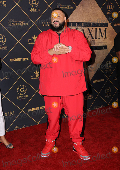 DJ KHALED Photos - 25 June 2017 - Hollywood California - DJ Khaled The 2017 MAXIM Hot 100 Party held at The Hollywood Palladium in Hollywood Photo Credit Birdie ThompsonAdMedia