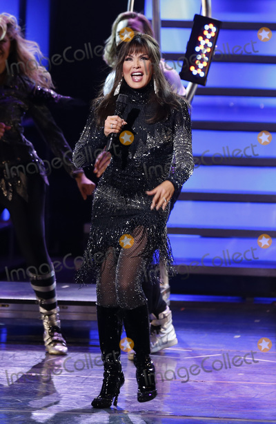 Photos From Donny and Marie Show with Madame Tussauds figures