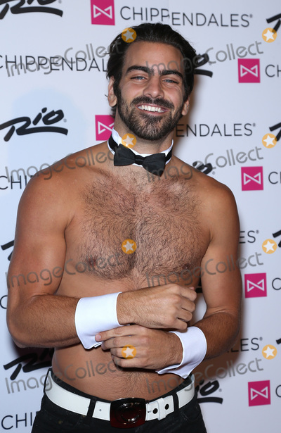 Photos From Chippendales Celebrity Guest Host Nyle DiMarco