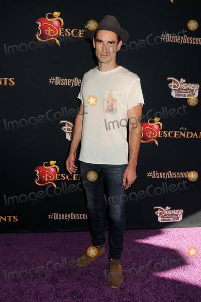 Aaron Farb Photo - 24 July 2015 - Burbank California - Aaron Farb Descendants Los Angeles Premiere held at Walt Disney Studios Photo Credit Byron PurvisAdMedia