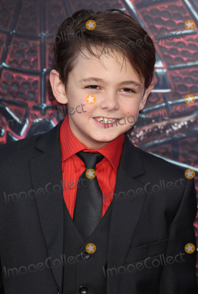 Max Charles,Spider Man,Spider-Man,Spiderman Photo - The Amazing Spider-Man Los Angeles Premiere