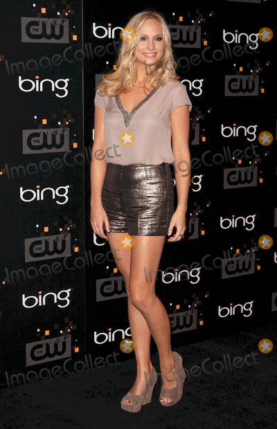 Candice Accola Photo - Bing Presents The CW Premiere Party