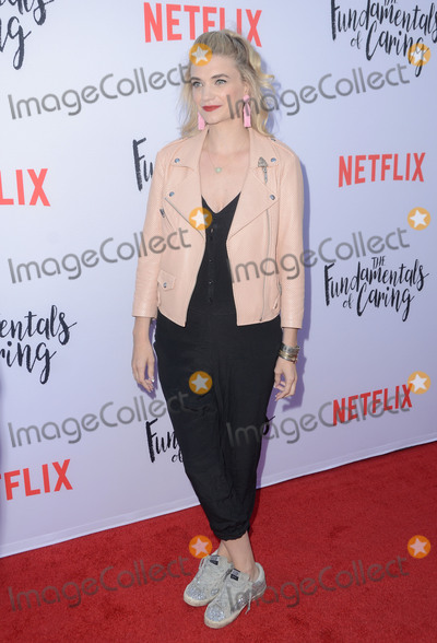 Megan Ferguson Photos - 23 June 2016 - Hollywood Megan Ferguson Arrivals for the Los Angeles special screening of Netflixs The Fundamentals Of Caring held at ArcLight Hollywood Photo Credit Birdie ThompsonAdMedia
