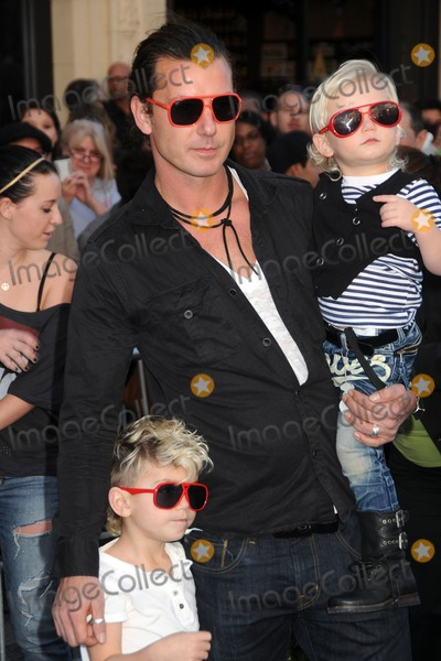 kingston rossdale 2011. sons Kingston Rossdale and