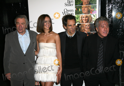 Paul Zimmerman,Ben Stiller,Dustin Hoffman,Jessica Alba,Robert De Niro Photo - Little Fockers World Premiere New York City