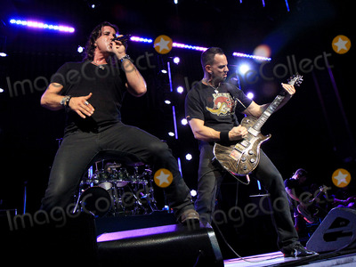 Creed,Mark Tremonti,Scott Stapp Photo - Creed at The Tabernacle in downtown Atlanta GA