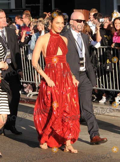 Photos From 'Wonder Woman' World Premiere - Los Angeles