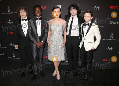 Photos From 2017 Weinstein Company And Netflix Golden Globes After Party