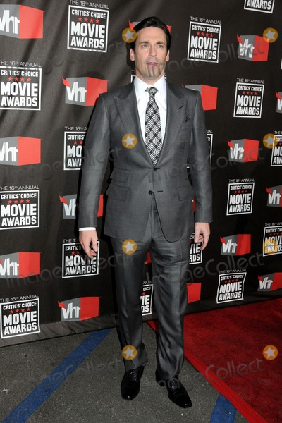 Jon Hamm Photo - 16th Annual Critics Choice Movie Awards