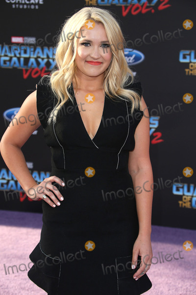 Emily Osment Photo - Guardians Of The Galaxy Vol 2 Los Angeles Premiere