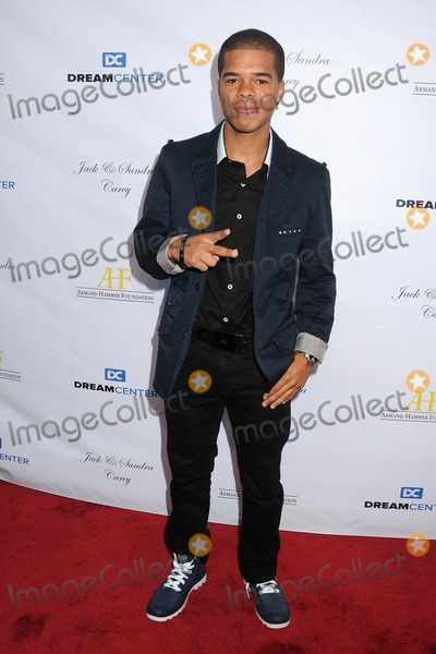 Aaron Fresh Photo - 3 October 2012 - Los Angeles California - Aaron Fresh 5th Annual Night of Dreams Gala held at The Dream Center Photo Credit Byron PurvisAdMedia