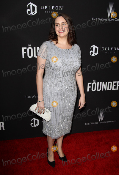 Kate Kneeland Photo - The Founder Premiere