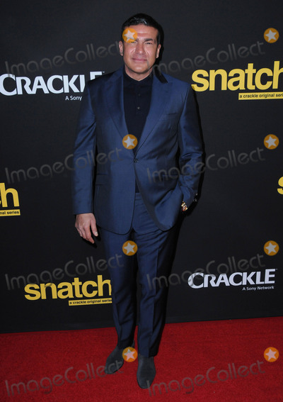 Photos From Crackle's 'Snatch' Los Angeles Screening