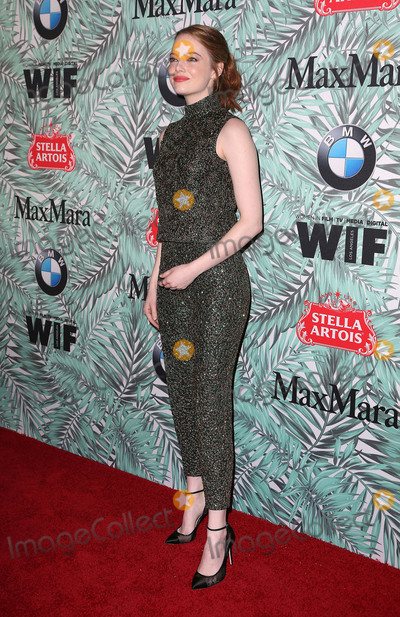 Emma Stone Photos - 24 February 2017 - Los Angeles California - Emma Stone 10th Annual Women In Film Pre-Oscar Cocktail Party held at Nightingale Plaza Photo Credit AdMedia