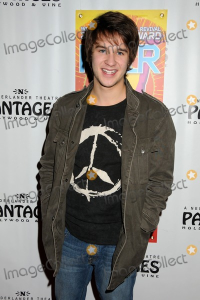 Devon Werkheiser Photo - Hair Play Opening