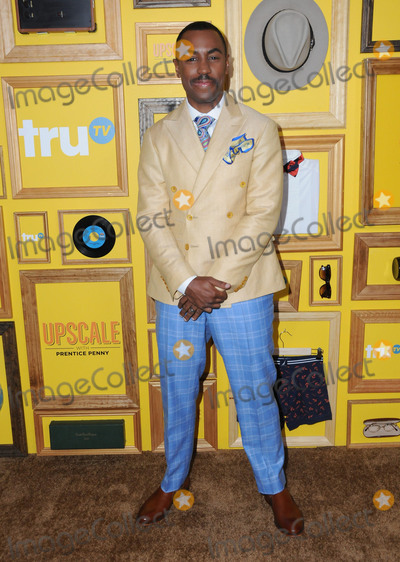 Photos From TRUTV'S 'Upscale with Prentice Penny' Premiere