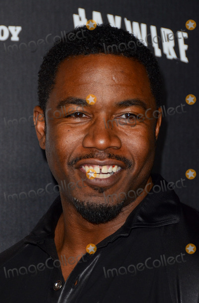 Michael Jai White,Jay White Photo - Haywire Los Angeles Premiere