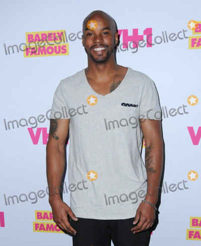 Antoine Harris Photo - 14 June 2016 - West Hollywood Antoine Harris Arrivals for VH1s Barely Famous Season 2 Party held in west Hollywood Photo Credit Birdie ThompsonAdMedia