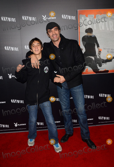 Georges Marini,Gilles Marini Photo - Haywire Los Angeles Premiere