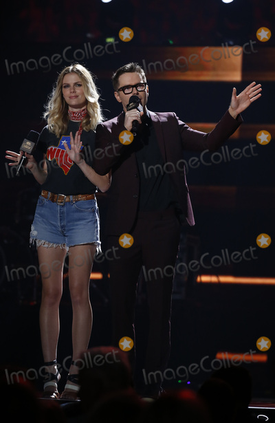 Photo - 30 April 2016 - Austin Texas -  Brooklyn Decker Bobby Bones 2016 iHeart Country Festival at The Frank Erwin  Photo Credit MJTAdMedia