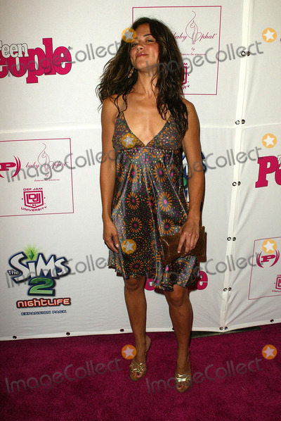 Camille Guaty Photo - Teen Peoples Young Hollywood Celebration