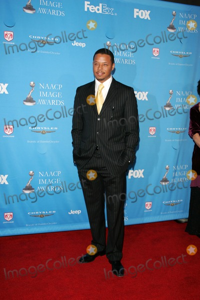Terrence Howard Photo - The 37th Annual NAACP Image Awards Arrivals