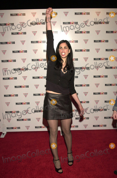 Sarah Silverman Maxim Hot 100 http://imagecollect.com/events/2002-maxim-hot-100-party-photos-767/page-7/sort:Image.caption/direction:asc