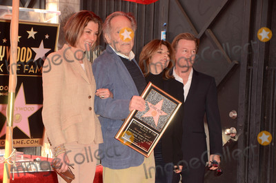 Photos From George Segal Star on the Hollywood Walk of Fame Ceremony