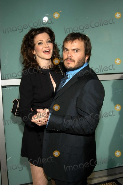 Jack Black,Laura Kightlinger Photo - School Of Rock  World Premiere