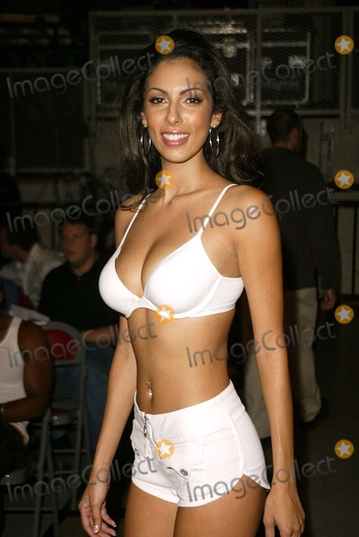 Amy Caro at Perfect 10 Magazine's Model Boxing at the Grand Olympic ...