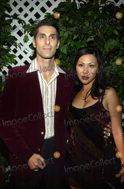 perry farrell and wife. Perry Farrell and wife Etty at