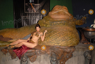 Photos From Slave Leia Day at Gentle Giant Studios