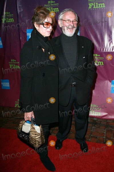Norman Jewison,Julie Christie Photo - Santa Barbara Film Festivals Tribute To Julie Christie