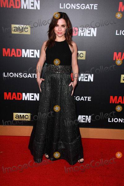Cara Buono Photo - Cara Buonoat the Mad Men Black and Red Ball celebrating the final seven episodes Dorothy Chandler Pavilion Los Angeles CA 03-25-15