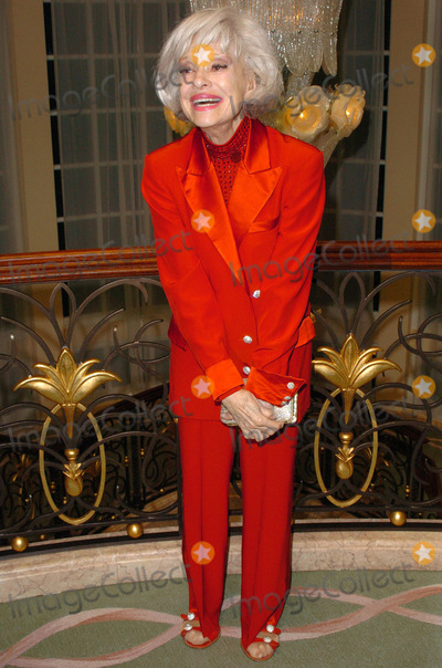 Carol Channing Photo - Beverly Hills Theatre Guilds 25th Annual Dinner