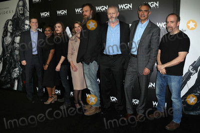 Photos From WGN America's 'Outsiders' Photo-Op