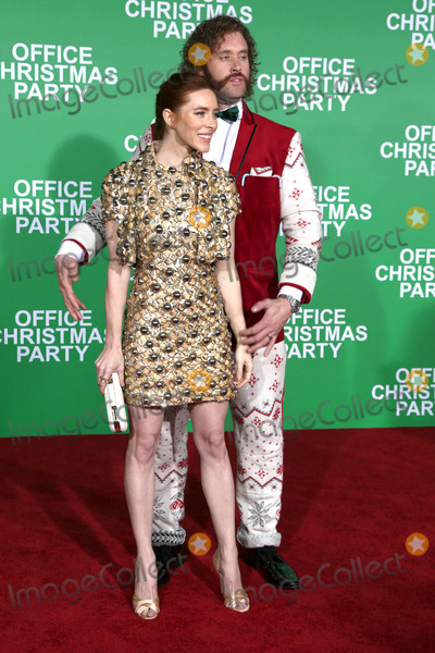 Photos From 'Office Christmas Party' Premiere