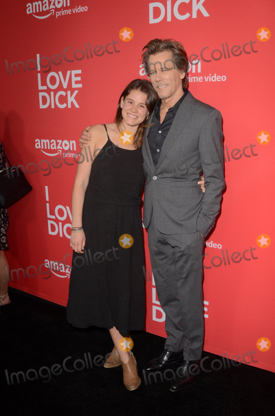 Kevin Bacon,Sosie Bacon Photo - I Love Dick Premiere
