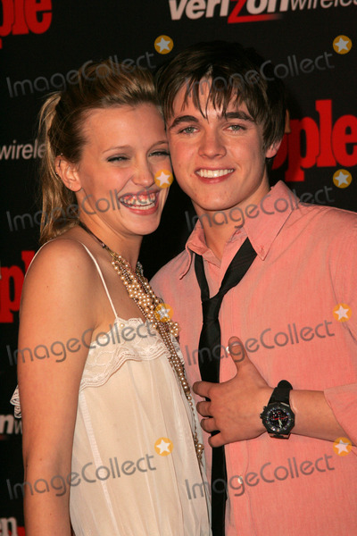 Katie Cassidy,Cassidy,Jesse McCartney Photo - Teen Peoples 4th Annual Artists of the Year Party