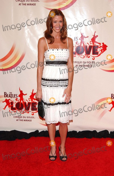 Beatles,Cirque du Soleil,Shannon Elizabeth,The Beatles Photo - The Beatles LOVE By Cirque Du Soleil Gala Premiere