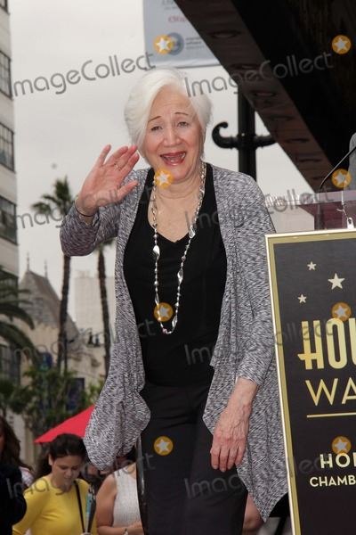 Photos From Olympia Dukakis Star on the Hollywood Walk of Fame