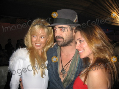 Colin Farrell,Alicia Arden Photo - AXE Cologne for Men Party at the Mansion