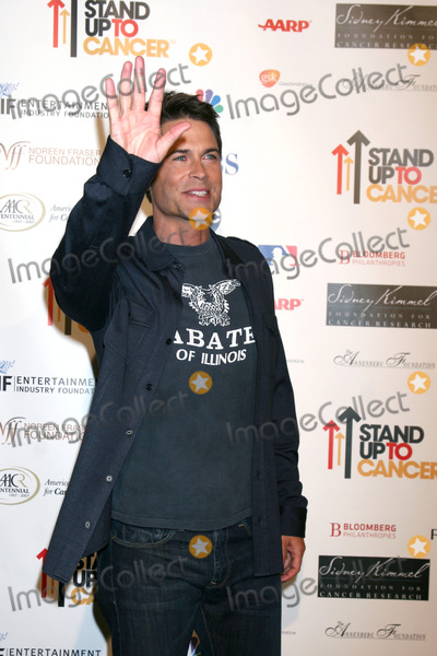 Rob Lowe Photo - The Women  Premiere