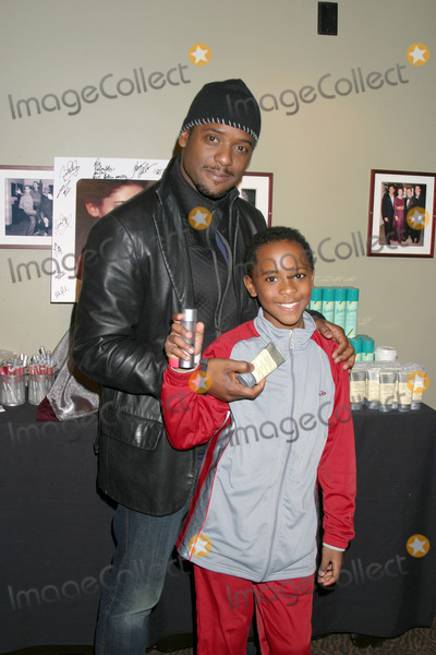 FRIARS CLUB,Blair Underwood Photo - GBK Productions Golden Globe Gifting Suite Day 3