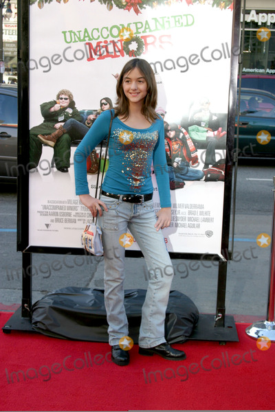Quinn Shephard Photo - Quinn ShephardUnaccompanied Minors World Premiere - ArrivalsDecember 2 2006 - Graumans Chinese TheatreHollywood California USA