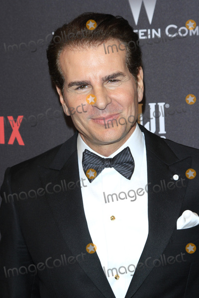Photos From Weinstein And Netflix Golden Globes After Party