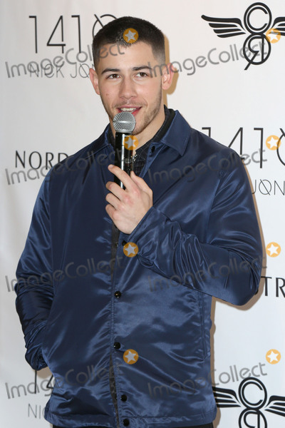 Photos From Nick Jonas And Creative Recreation's 1410 Collection Launch